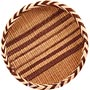 "African Basket - Tonga - Gokwe Winnowing Basket - 10.5"" Across - #66964"