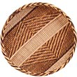"African Basket - Tonga - Gokwe Winnowing Basket - 14.5"" Across - #68965"