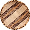 "African Basket - Tonga - Gokwe Winnowing Basket - 13.5"" Across - #69667"