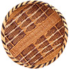 "African Basket - Tonga - Gokwe Winnowing Basket - 12.5"" Across - #72355"
