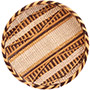 "African Basket - Tonga - Gokwe Winnowing Basket - 11.25"" Across - #72362"