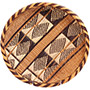 "African Basket - Tonga - Gokwe Winnowing Basket - 11.25"" Across - #72363"