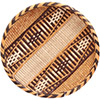 "African Basket - Tonga - Gokwe Winnowing Basket - 13"" Across - #72371"