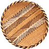 "African Basket - Tonga - Gokwe Winnowing Basket - 13"" Across - #72373"