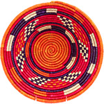 African Basket - Nubian Bowl - 12.25 Inches Across - #73059