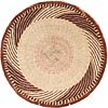 African Basket - Tonga - Zimbabwe Binga Basket - 13 Inches Across - #63281