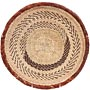 African Basket - Tonga - Zimbabwe Binga Basket - 11.5 Inches Across - #64657
