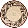 African Basket - Tonga - Zimbabwe Binga Basket - 11.5 Inches Across - #64665