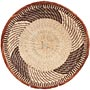 African Basket - Tonga - Zimbabwe Binga Basket - 11.25 Inches Across - #64670