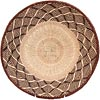 African Basket - Tonga - Zimbabwe Binga Basket - 12.5 Inches Across - #64676