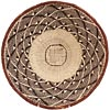 African Basket - Tonga - Zimbabwe Binga Basket - 12.75 Inches Across - #64677