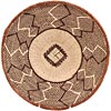 African Basket - Tonga - Zimbabwe Binga Basket - 13 Inches Across - #64683
