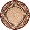 African Basket - Tonga - Zimbabwe Binga Basket - 13 Inches Across - #64686