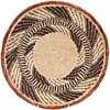 African Basket - Tonga - Zimbabwe Binga Basket - 13.25 Inches Across - #64687