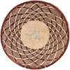 African Basket - Tonga - Zimbabwe Binga Basket - 12.75 Inches Across - #64688