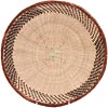 African Basket - Tonga - Zimbabwe Binga Basket - 12.25 Inches Across - #64694
