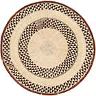 African Basket - Tonga - Zimbabwe Binga Basket - 20.5 Inches Across - #64942