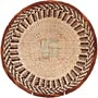 African Basket - Tonga - Zimbabwe Binga Basket - 11 Inches Across - #65282