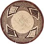 African Basket - Tonga - Zimbabwe Binga Basket - 11 Inches Across - #65284