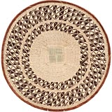 African Basket - Tonga - Zimbabwe Binga Basket - 26 Inches Across - #66914