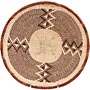 African Basket - Tonga - Zimbabwe Binga Basket - 12 Inches Across - #68444
