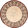 African Basket - Tonga - Zimbabwe Binga Basket - 12.25 Inches Across - #71205
