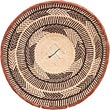 African Basket - Tonga - Zimbabwe Binga Basket - 15 Inches Across - #71262