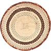African Basket - Tonga - Zimbabwe Binga Basket - 14 Inches Across - #71309