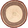 African Basket - Tonga - Zimbabwe Binga Basket - 12.5 Inches Across - #71360
