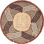 African Basket - Tonga - Zimbabwe Binga Basket - 11 Inches Across - #71365
