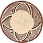 African Basket - Tonga - Zimbabwe Binga Basket - 11 Inches Across - #71369