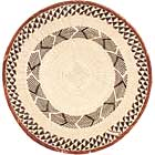 African Basket - Tonga - Zimbabwe Binga Basket - 20 Inches Across - #71382