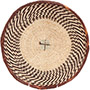 African Basket - Tonga - Zimbabwe Binga Basket - 11.75 Inches Across - #72301