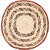 African Basket - Tonga - Zimbabwe Binga Basket - 14 Inches Across - #72378