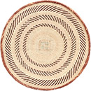 African Basket - Tonga - Zimbabwe Binga Basket - 20 Inches Across - #72391