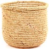 African Basket - Mossi Sieve Basket -  8.5 Inches Across - #68259