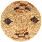 African Basket - Makenge Bush Root Bowl - 17 Inches Across - #37828