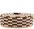 African Basket - Malawi Tabletop Storage - 12.5 Inches Across - #66824