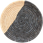 African Basket - Malawi Tray - 11.75 Inches Across - #73650