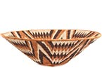 African Basket - Makalani Bowl - 13.5 Inches Across - #71772