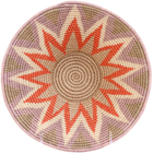 African Basket - Swaziland - Sisal Bowl -  8 Inches Across - #58952