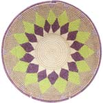 African Basket - Swaziland - Sisal Bowl -  9.75 Inches Across - #71537