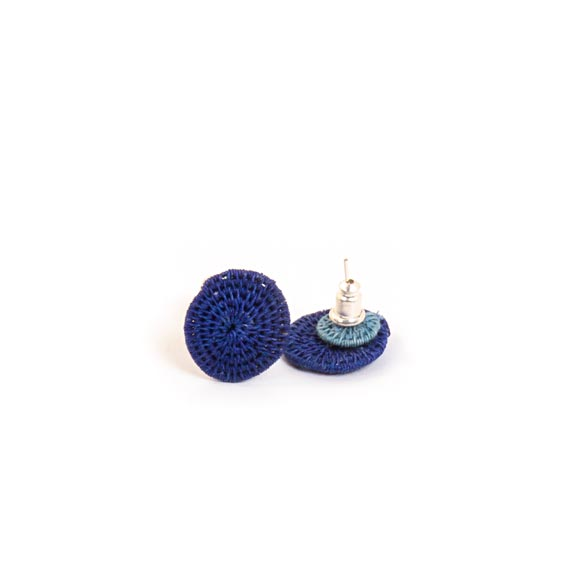 Small Classic Stud Earrings <br>SJE08BB