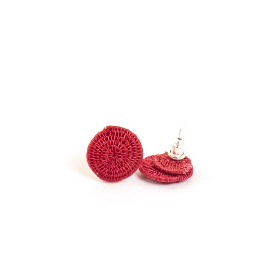 Small Classic Stud Earrings <br>SJE08BR