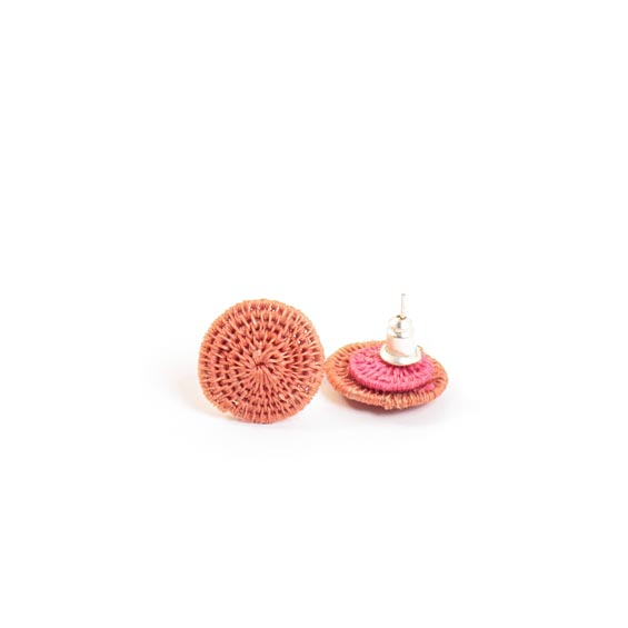 Small Classic Stud Earrings <br>SJE08CL