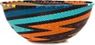 African Basket - Zulu Wire - Extra Large Bowl #45666