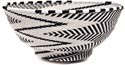 African Basket - Zulu Wire - Bowl with Base #45877