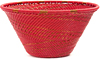 African Basket - Zulu Wire - Small Funnel Bowl #47230