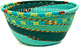 African Basket - Zulu Wire - Small Bowl #47280
