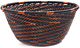 African Basket - Zulu Wire - Small Bowl #47283